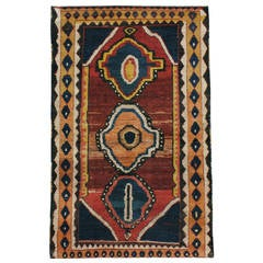 Antique Persian Gabbeh Rug