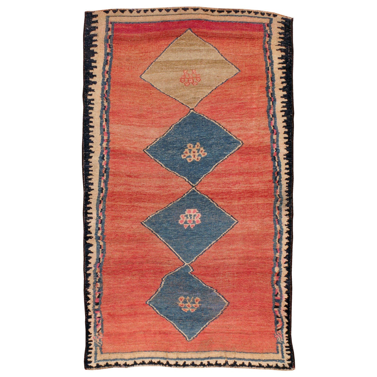 co tribal rust rug wool rugsville gabbeh rugs uk