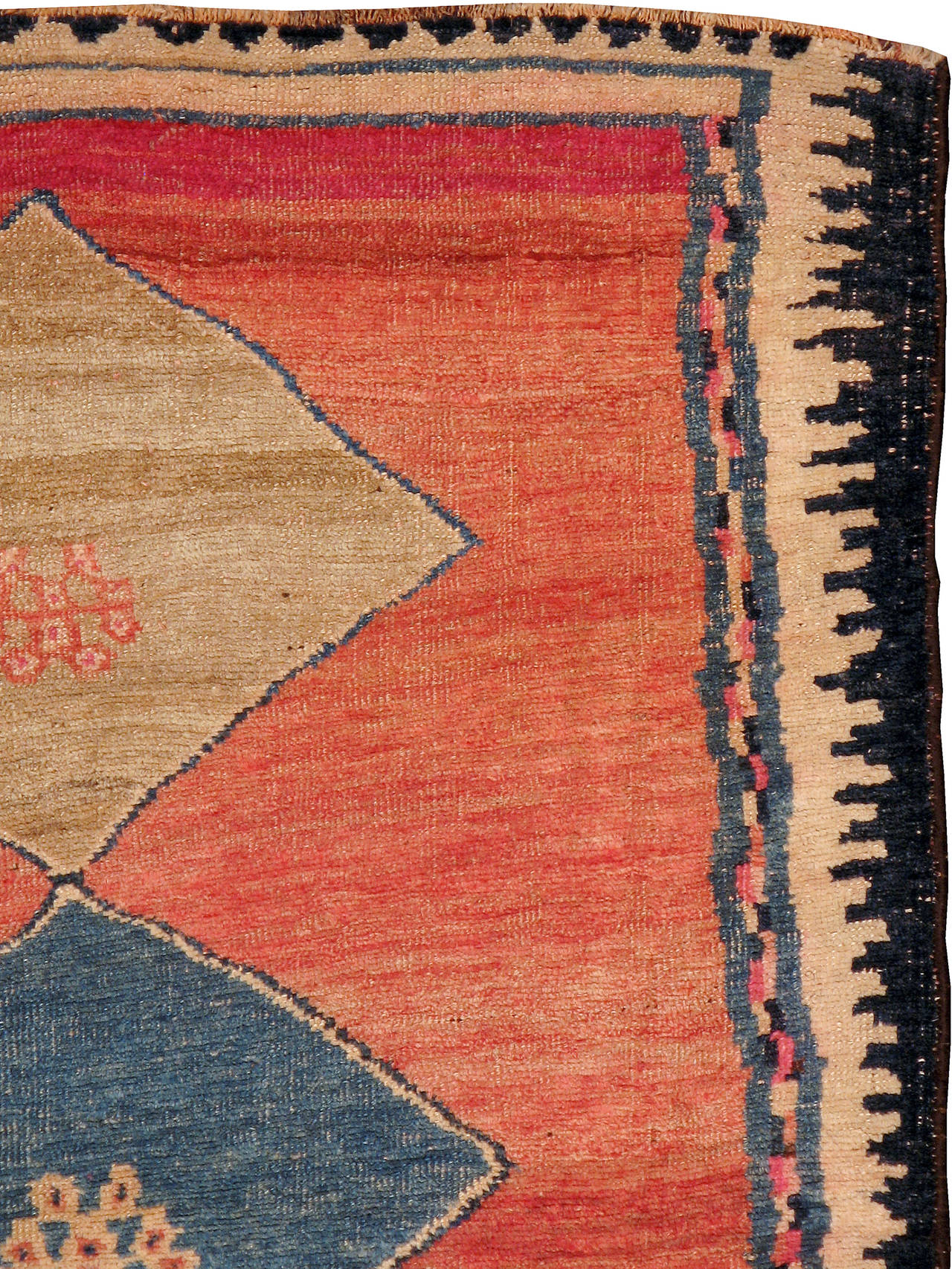 Antique Persian Gabbeh Rug For Sale At 1stdibs