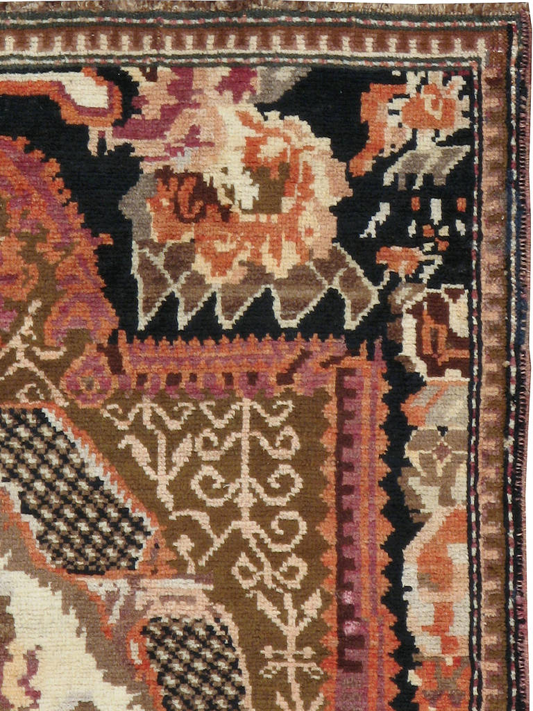 A first quarter of the 20th century Russian Karabagh carpet.