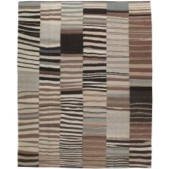 Persian Kilim Flat-Weave