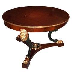 Empire Revival Table by Sebastian Vogel