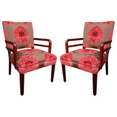 Stow Davis Accent Chairs