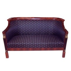 Empire Revival Loveseat