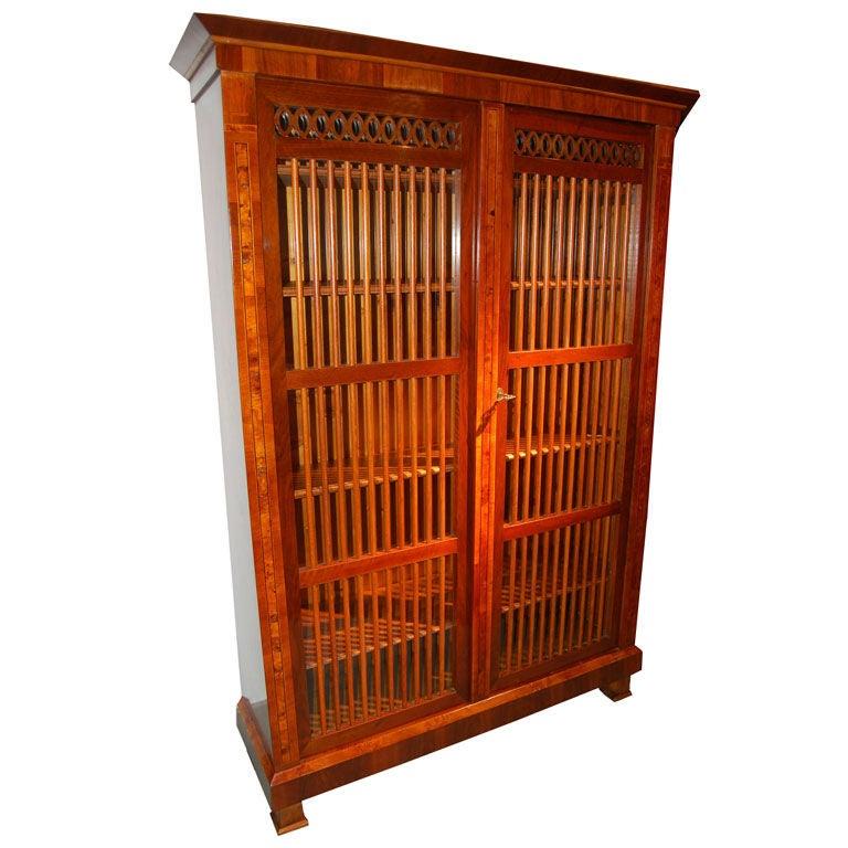 Biedermeier Bookcase