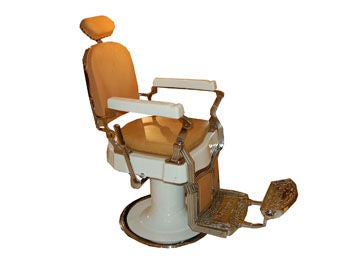 french vintage barber chair 2 - Barber Chairs For Sale