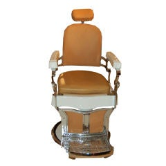 French Vintage Barber Chair