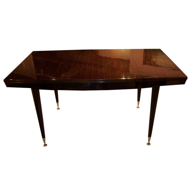 Dining Table French Art Deco Dining Table