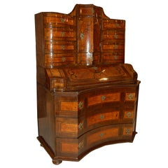 Baroque Tabernacle / Secretaire