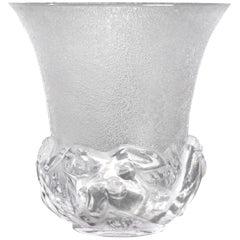 Edouard Cazaux Glass Vase