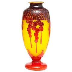 Vase, Le Verre Francais