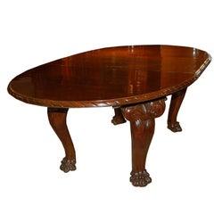 Neo Renaissance Dining Table
