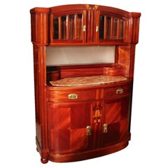 Early Art Deco Sezession Cabinet