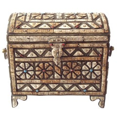 20th Century Modern Moroccan Berber Chest or Trunk