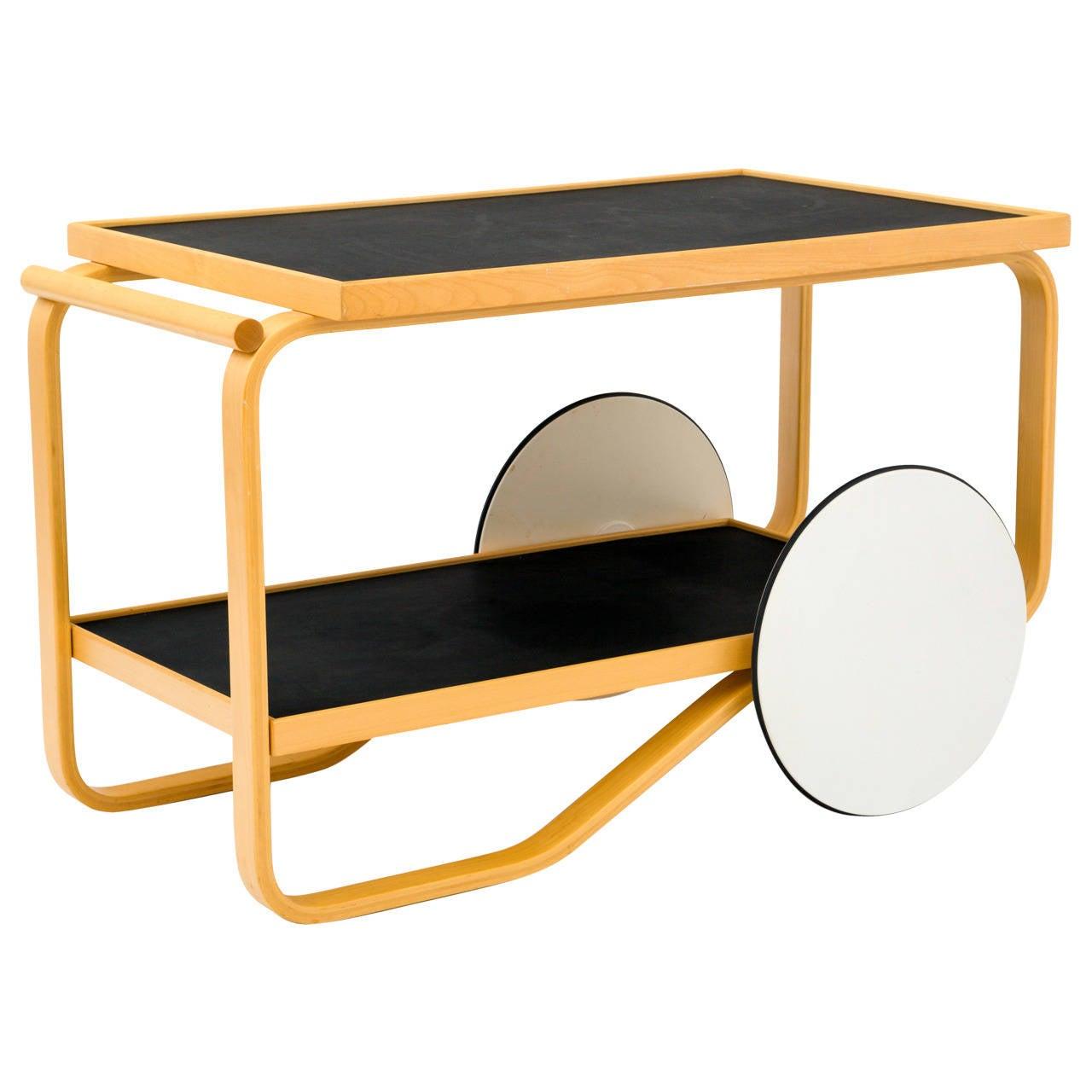 alvar aalto furniture.  alvar alvar aalto tea trolley  rolling bar cart 1 inside furniture