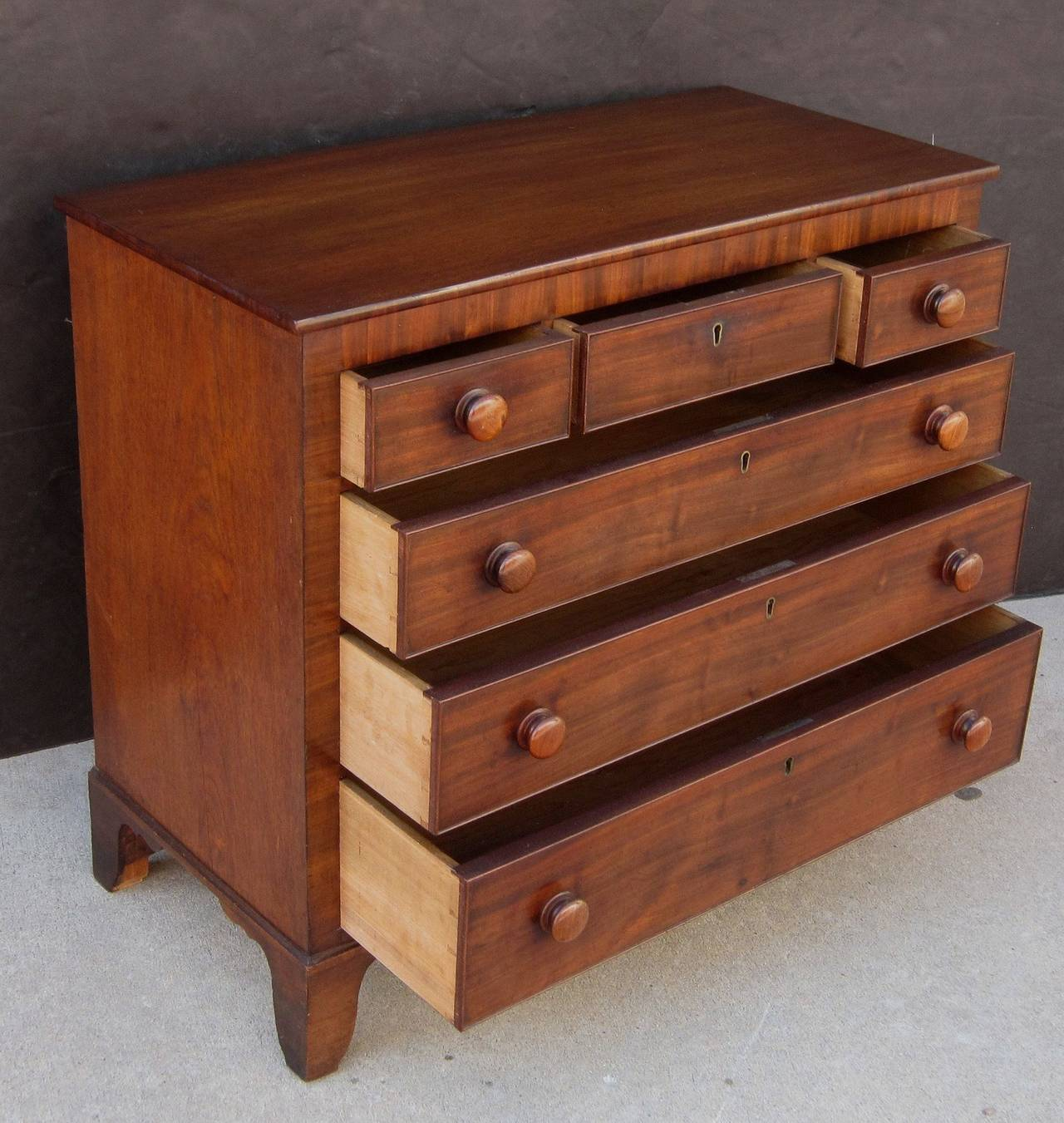 English Small Chest Of Mahogany At 1stdibs. Middle School Desks. Bench Coffee Table. Small Desks Toronto. Ikea Malm Desk. Brown Chest Of Drawers. Standing Work Desks. Help Desk Cover Letter Sample. Champagne Table Runner
