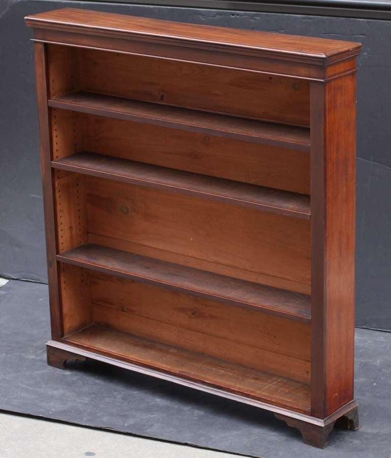 English Bookcase Of Mahogany At 1stdibs