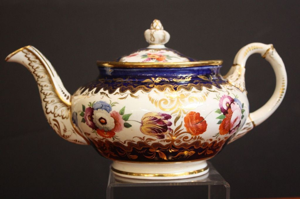 English Teapot Collection Available For Individual Sale