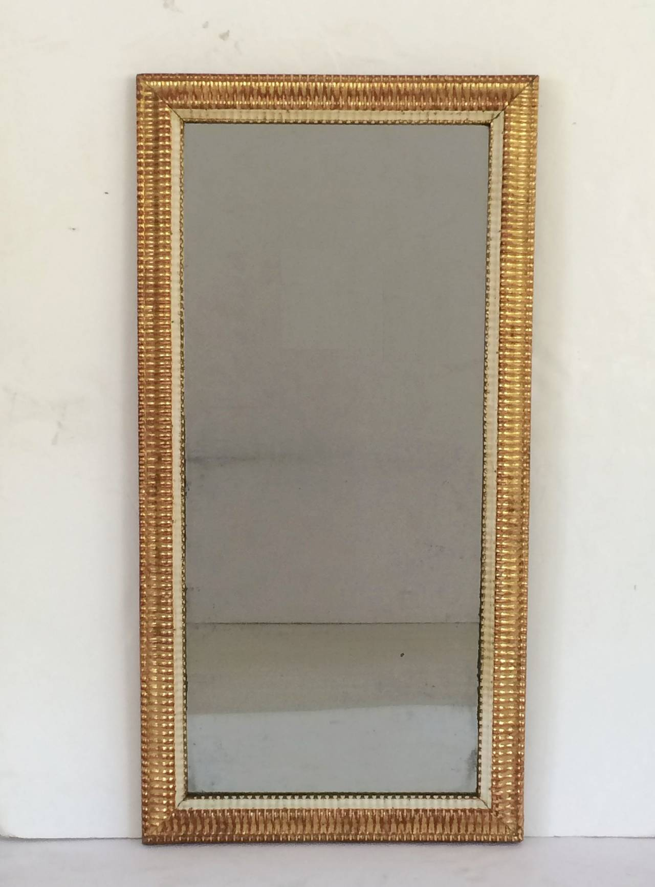 Rectangular decorative mirrors