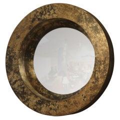 Large Industrial Zinc Convex Mirror