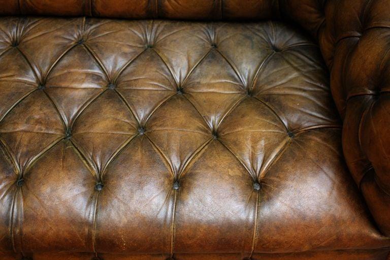 English Chesterfield Sofa 6