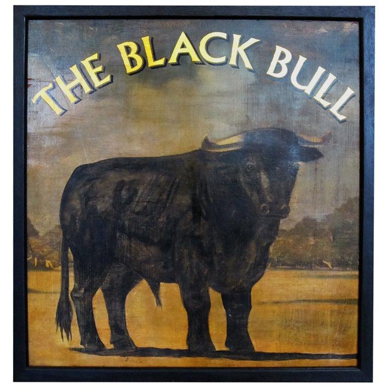 Xxx R1125 Black Bull Pub Sign Main Jpg