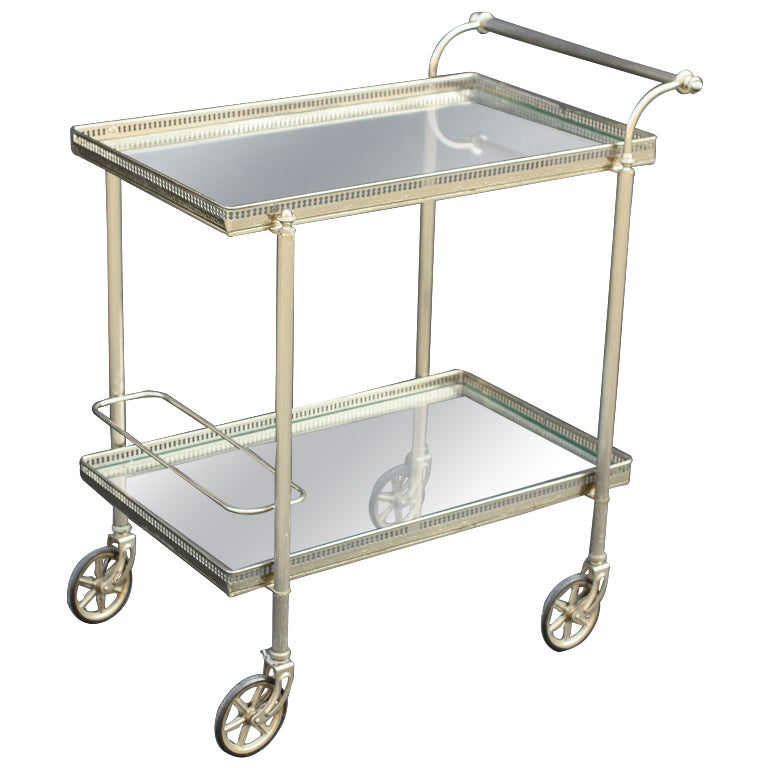 French Drinks Trolley At 1stdibs