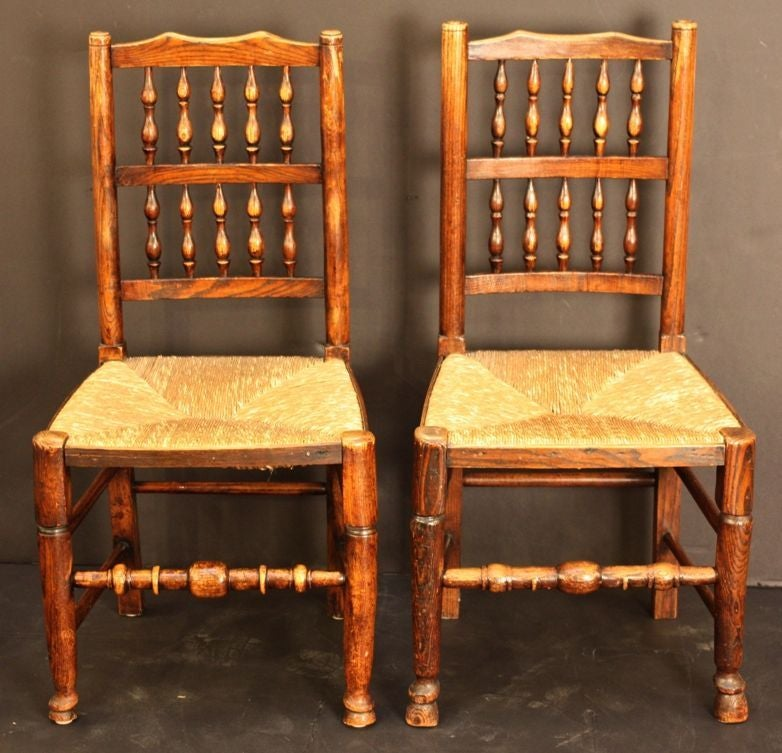 English Spindle Back Chairs For Sale At 1stdibs