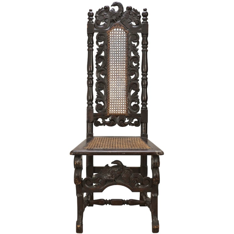 Early baroque chair at 1stdibs - Furniture picture ...