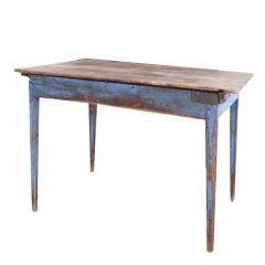 A Swedish Rustic Table