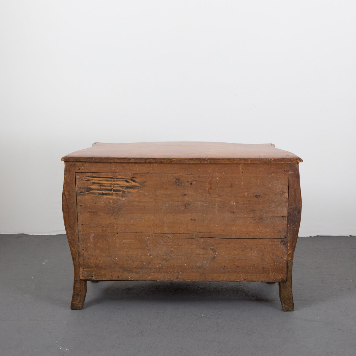 Swedish Rococo Chest of Drawers with Brass Hardware 7