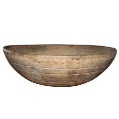 Swedish Wooden Bowl