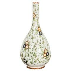 Faience Vase