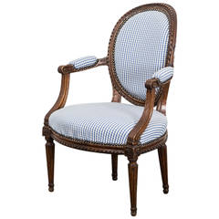Armchair Louis XVI, France