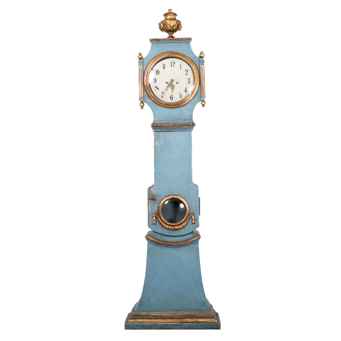 continental grandfather in antique fashion mute decorative on bell floors modern garden clock item home clocks room from floor living standing