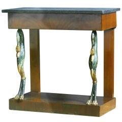 Austrian Empire Console Table