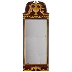 English 18th Century Mirror