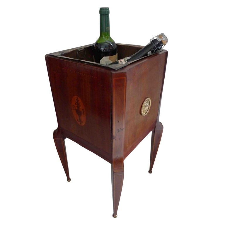 Wine Cooler England at 1stdibs