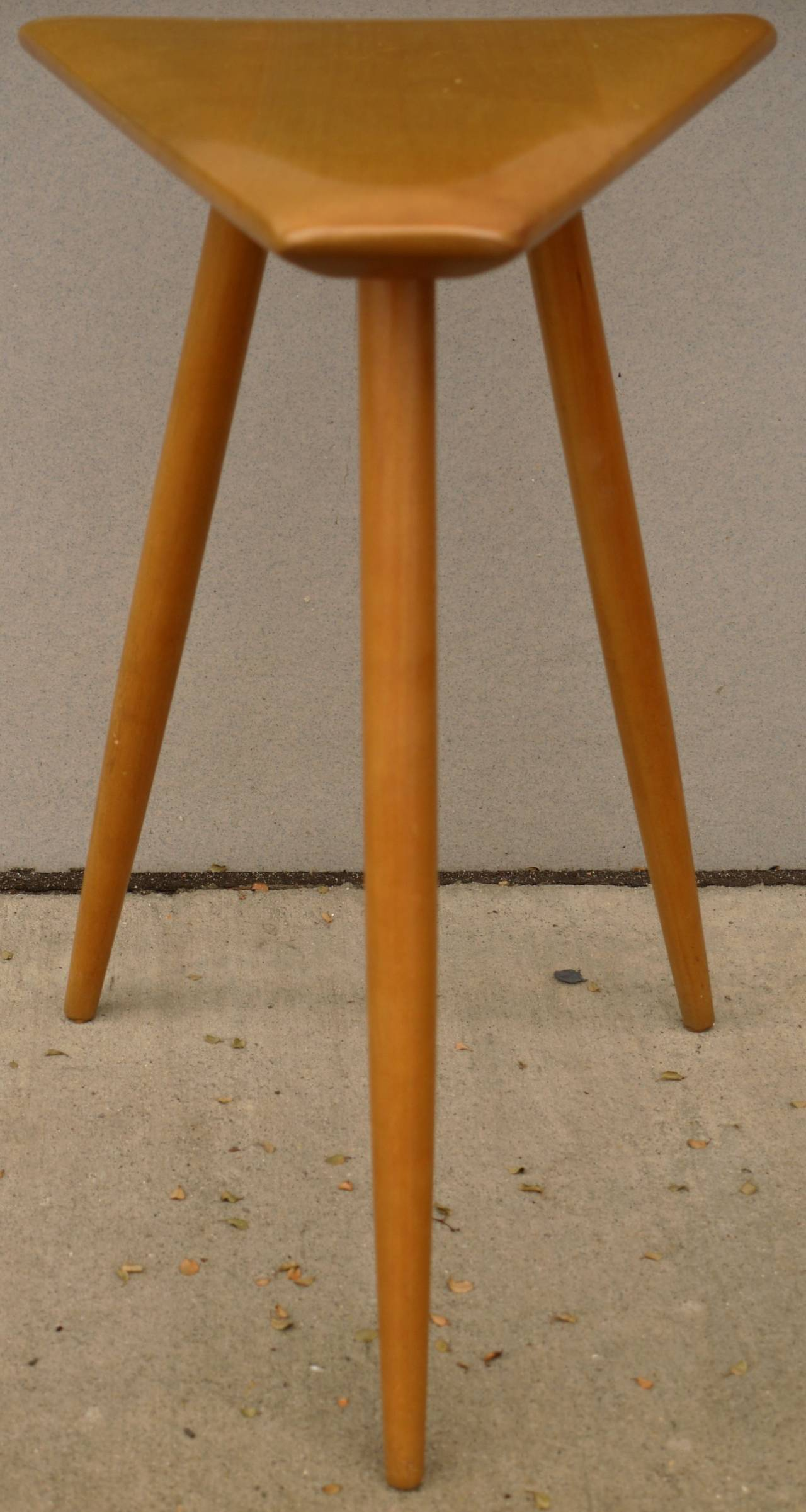 Cigarette Table by Cushman at 1stdibs