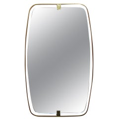 Mirror by Max Ingrand for Fontana Arte