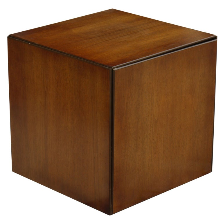 Prototype for Ottawa Storage Cube by Paul Mayen