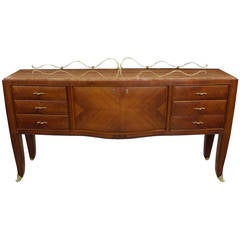 Rosewood Sideboard by Paolo Buffa