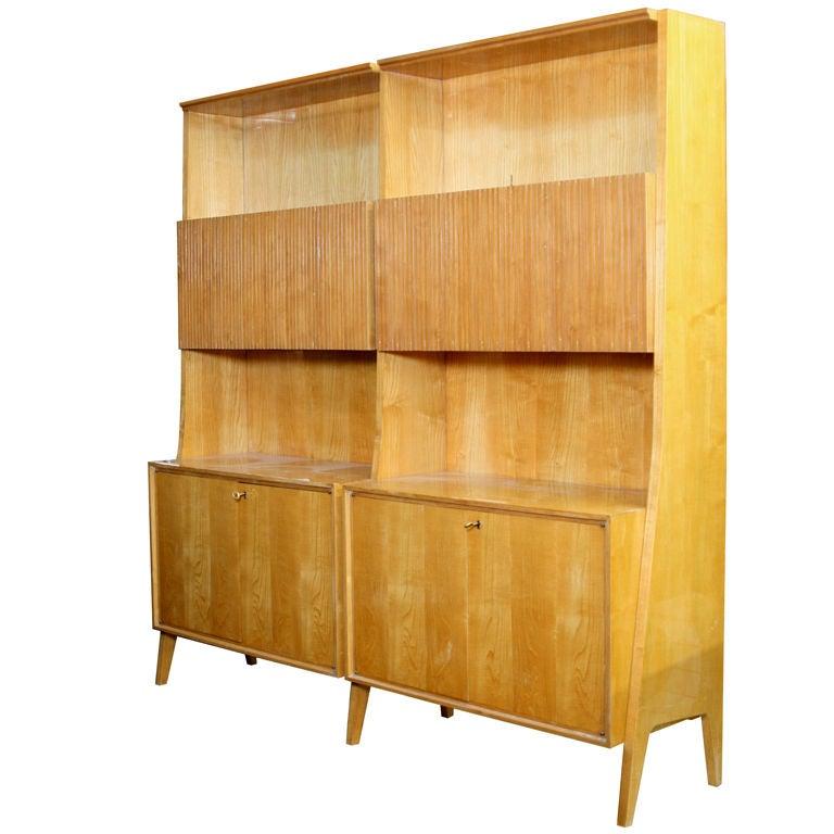 Gio Ponti Style Bookcase
