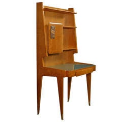 Secretary Desk Attributed to Gio Ponti