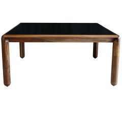 "Massive Vico Magistretti Square ""781"" Table for Cassina"