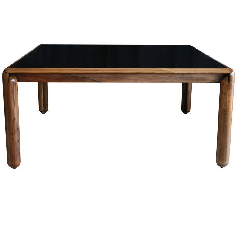 """Massive Vico Magistretti Square """"781"""" Table for Cassina"""