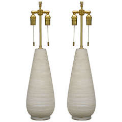 Pair of Design Technics Lamps