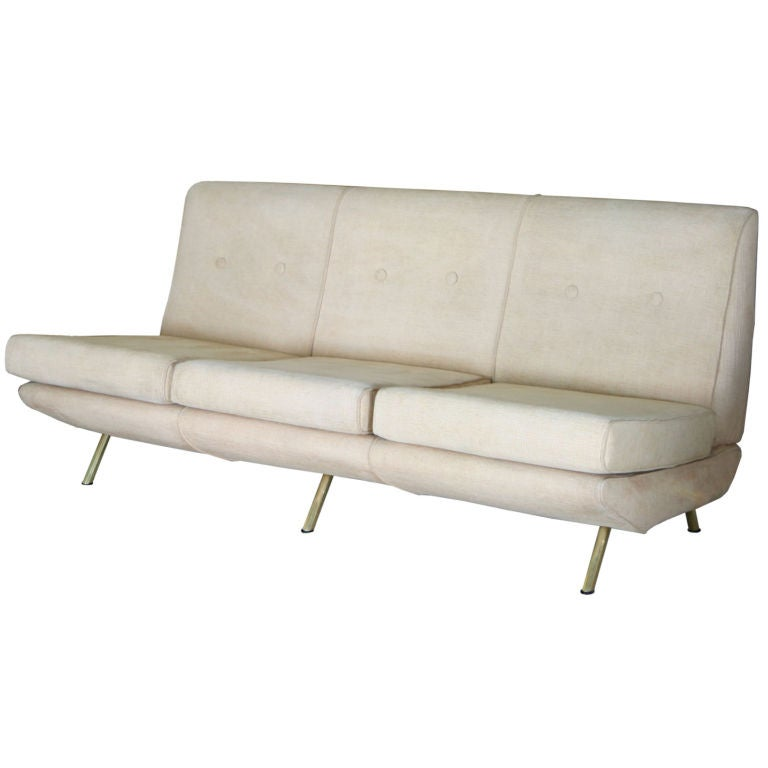 Triennale Sofa by Marco Zanuso For Sale