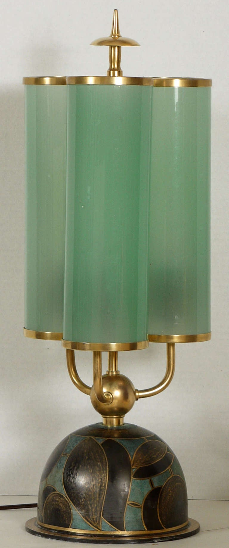 Rare Paul Haustein Table Lamp Circa 1929 For Sale At 1stdibs