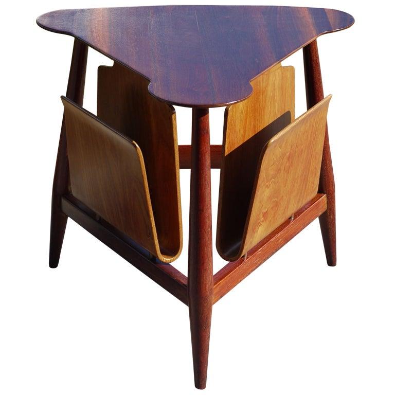 Dunbar Magazine Table by Edward Wormley
